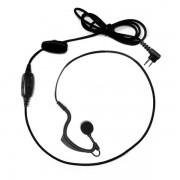 Mikrofonosłuchawka HYT EHK01 douszna z mikrofonem