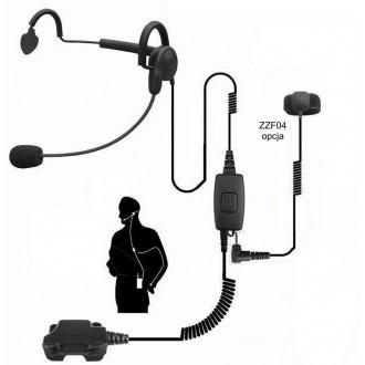 Mikrofonosłuchawka Voxtech HHL1000 H1S (ze śrubką)