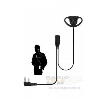 Mikrofonosłuchawka Voxtech DCH1040 M1 do