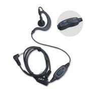 VOXTECH EHS09 / M2 Mikrofonosłuchawka do HYT TC320/ Motorola TLKR, XTR