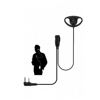 Mikrofonosłuchawka Voxtech DCH1040 K1 R do Hyt265/