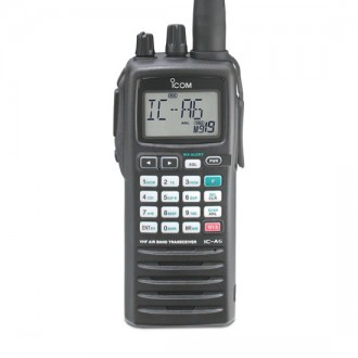 Radiotelefon ICOM IC-A6E