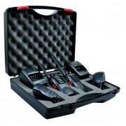 ALBRECHT TECTALK WORKER Radiotelefon PMR+walizka+mikrofonogłośniki