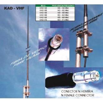 Antena bazowa VHF GRAUTA KAD 155/160/170