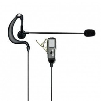 MIDLAND MA30-L jackx2 Mikrofonosłuchawka