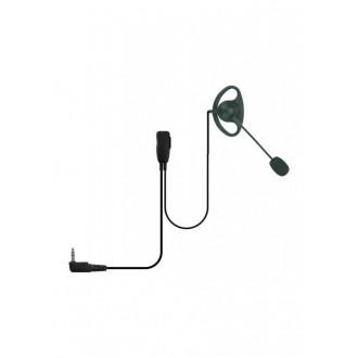 HYT DNH1040 H1S Mikrofonosłuchawka do PD5X5(LF), TC-610/620/700, POWER446, TC-446S