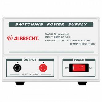 Zasilacz bazowy Albrecht SW102