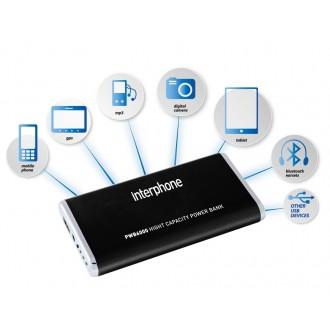 Ładowarka awaryjna USB Interphone PWB600 / 6000mAh