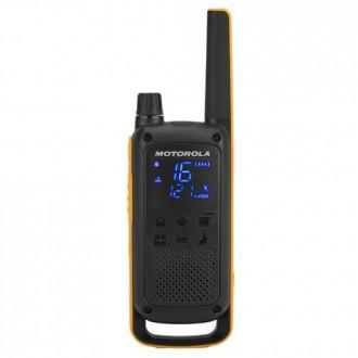 MOTOROLA TLKR T82 Extreme PMR walizka+słuchawki