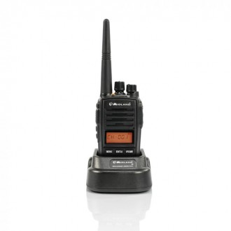 RADIO PMR MIDLAND G18 IP67 accu Li-Ion1600mAh scrambler