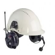 3M PELTOR LiteCom Plus PMR 446 - nahełmowy ochronnik słuchu z radiotel.