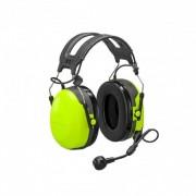 Headset standardowy Flex CH-3 FLX2 z wbudowanym PPT, żółty, nagłowny MT74H52A-111