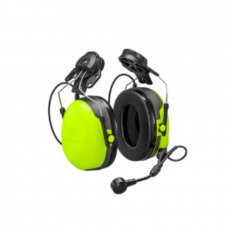 Headset standardowy Flex CH-3 FLX2 z wbudowanym PPT, żółty, nahełmowy MT74H52P3E-111