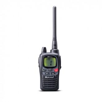 MIDLAND G9 PRO Radiotelefon PMR 1szt+ład.stoł.+accu