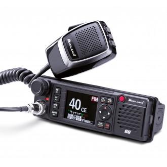 Radiotelefon CB MIDLAND M-88 AM/FM 12/24V