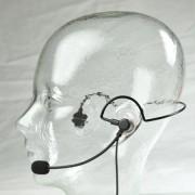 Mikrofonosłuchawka HS02K Kenwood