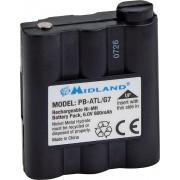 MIDLAND Akumulator PB-ATL/G7 6,0V/800mAh G7 XT/XTR/G9/ Atlantic/Pacific