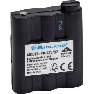 Akumulator MIDLAND PB-ATL/G7 6,0V/800mAh G7/ATLANT
