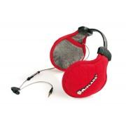 SUBZERO słuchawki czerwone IPod/MP3 zimowe